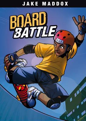Board Battle By Maddox, Jake/ Aburtov (ILT)